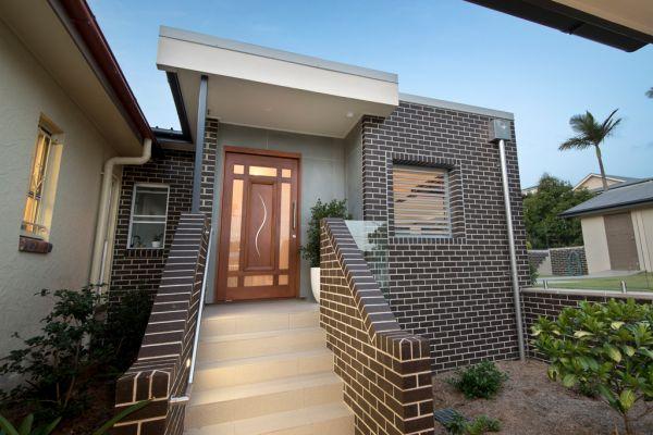 camp hill home renovation new front door
